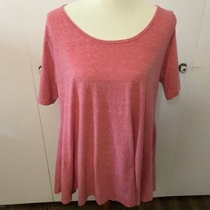 LuLaRoe tunic top XL